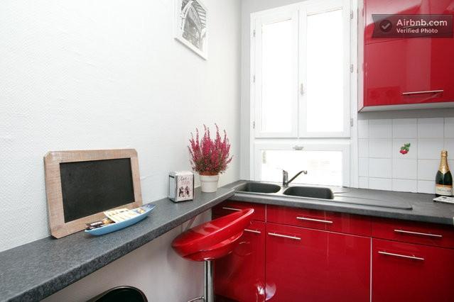 COZY appartement near MONTMARTRE in Paris