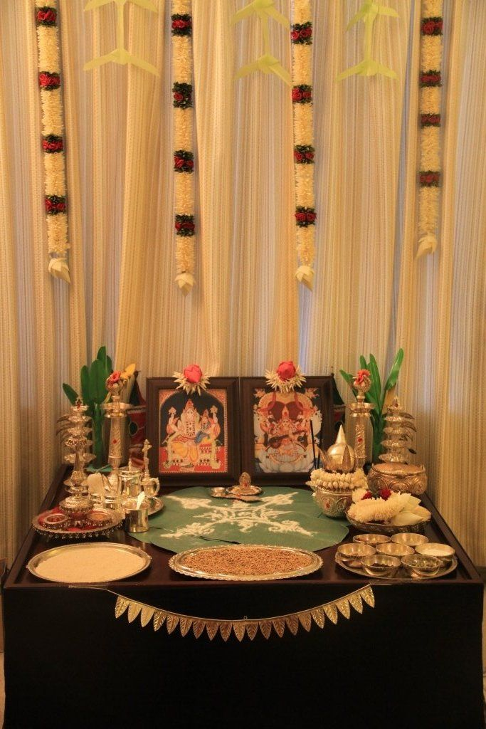 decor0109 in 2019 | For the Home | Ganpati decoration at ...