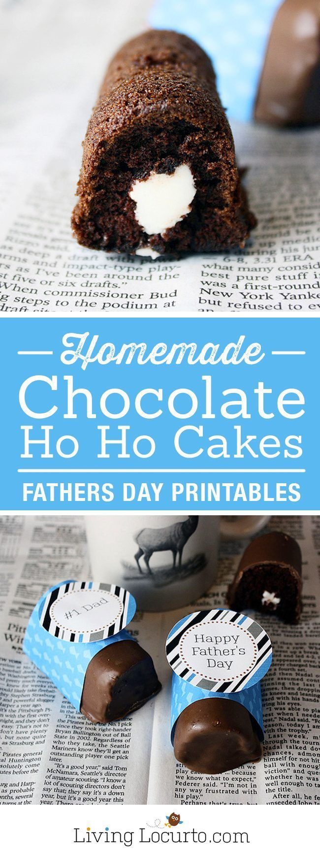 Recipe for hostess ho-ho cake