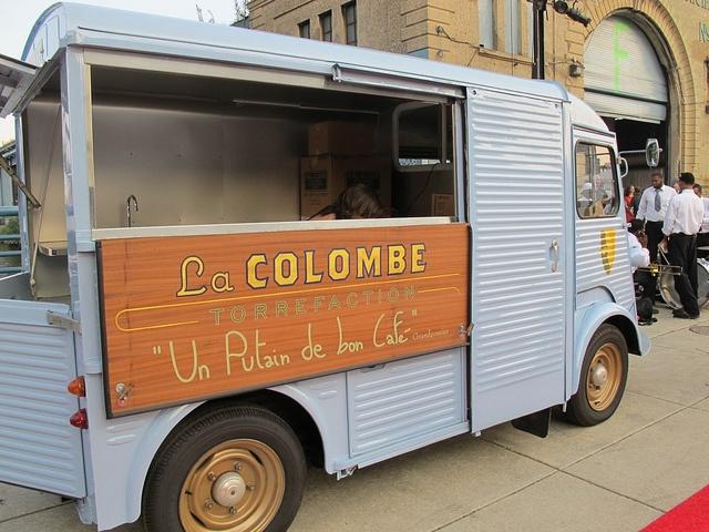 La Colombe Coffee Truck   Philadelphia