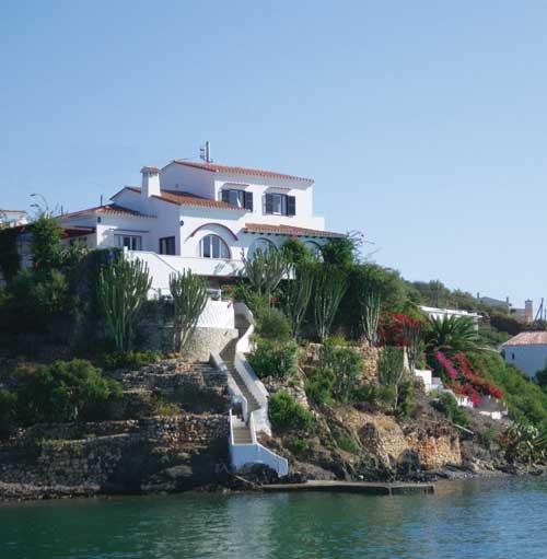 Mahon Menorca, San Antoni.