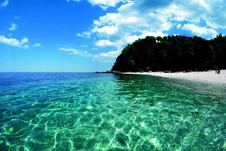 plaka beach pilio greece