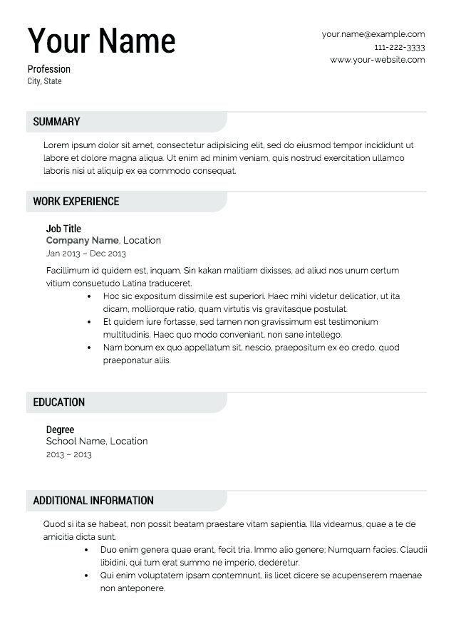 Linkedin Resume Template Resume Builder Unique Resume Builder Free Print Picture Free Resume Samples Downloadable Resume Template Free Resume Template Download