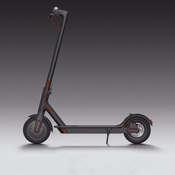 Xiaomi M365 IP54 12.5kg Ultra-light 30km Long Life Folding Electric Scooter Intelligent BMS Double Brake System 25 km/h Max. Load 100kg Two Wheels Electric Scooter Sale - Banggood.com