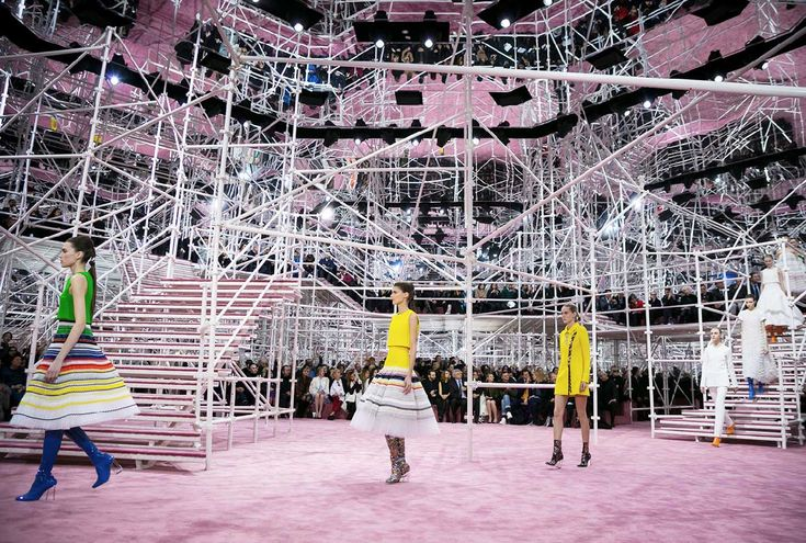 Dior Spring 2015 Couture Collection   http://www.yellowtrace.com.au/dior-spring-2015-the-making-of-a-dior-couture-dress/