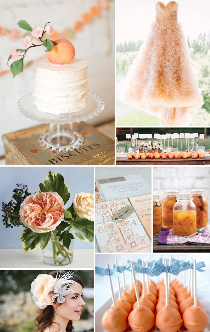 Savannah Wedding Planner: Simply Savannah Events: SIMPLY INSPIRATION: Georgia Peaches