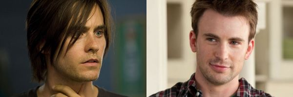 Chris Evans and Jared Leto Circling 'Girl on the Train'