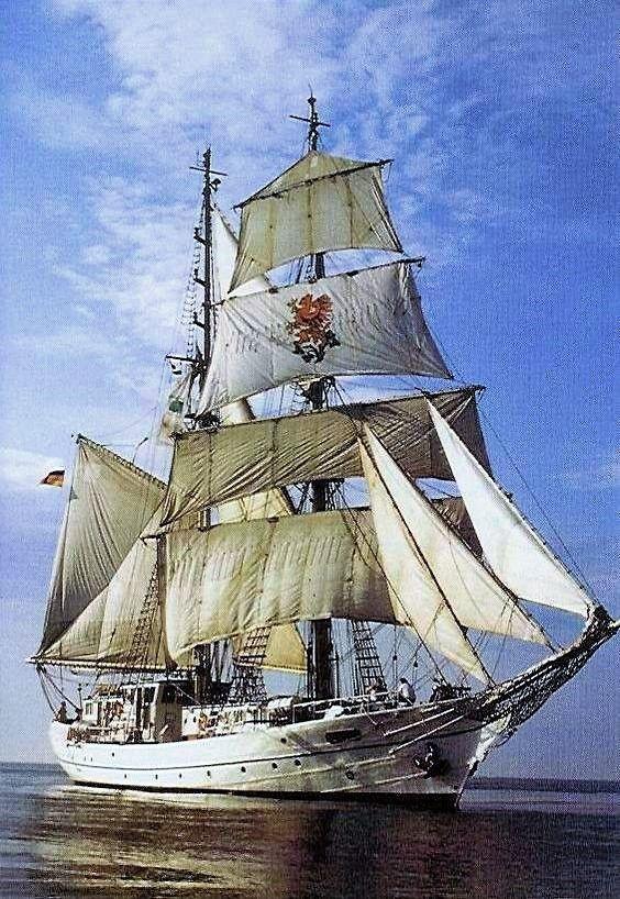"Tall Ship ""Greif"""