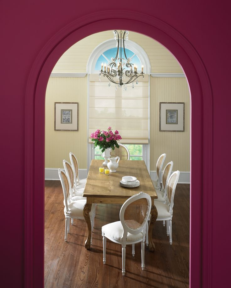 our cordlock window coverings by hunter douglas are fantastic in this room a safe window - Louvered Dining Room Decor