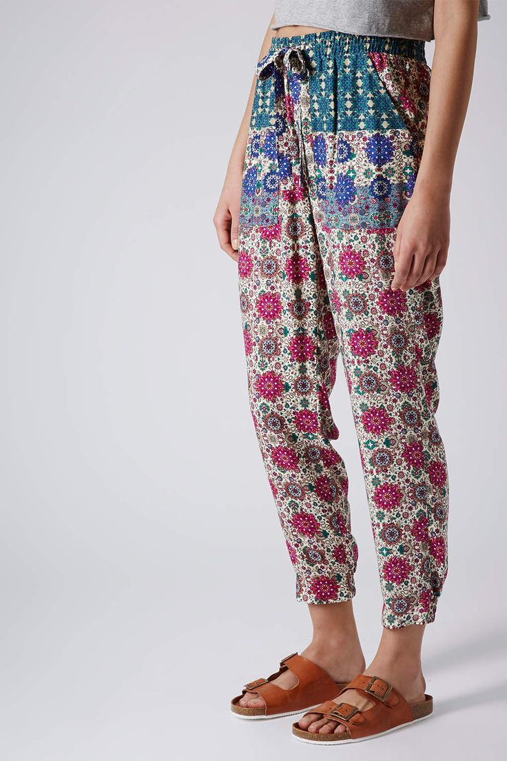 I bought a pair of Happy Pants from a market in Turkey the other week. Love them - so comfy