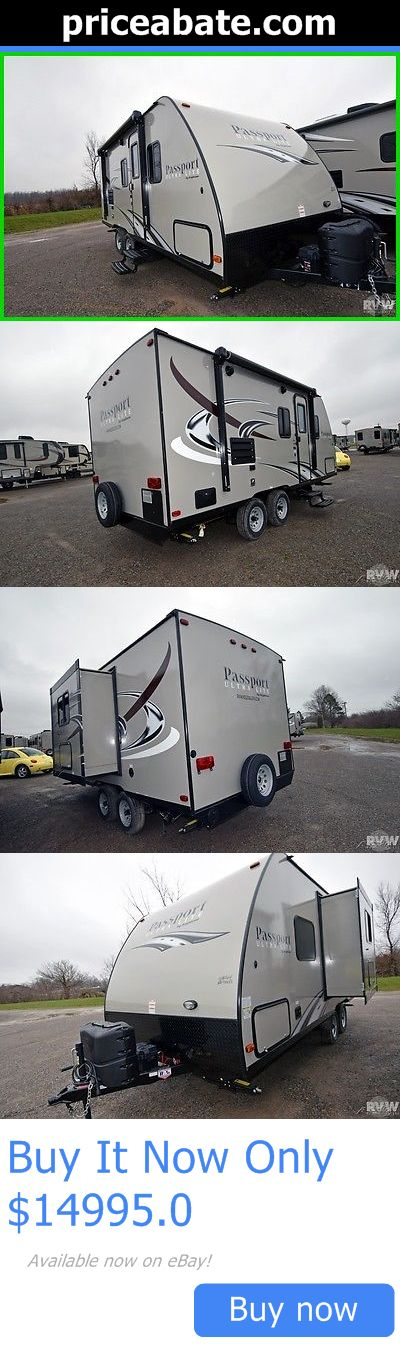 rvs: New 2016 Passport Express 199Ml Keystone Rv Wholesalers Towable Travel Trailer BUY IT NOW ONLY: $14995.0 #priceabatervs OR #priceabate