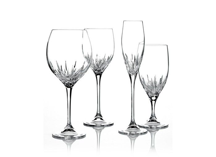 Vera Wang Wedgwood Duchesse Stemware Collection - Glassware & Stemware