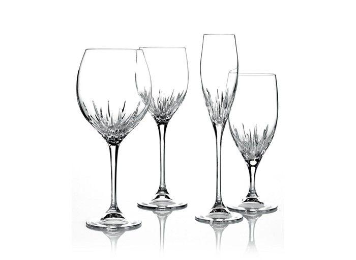 Vera Wang Wedgwood Duchesse Stemware Collection - Glassware & Stemware