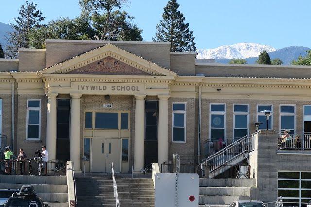 U s road trip colorado ivywild school colorado springs
