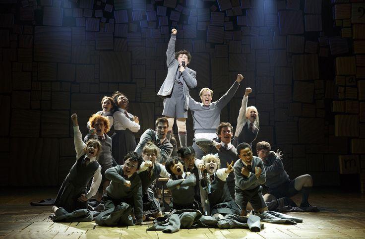 Matilda Review: The Anti-Annie Conquers Broadway, Alas