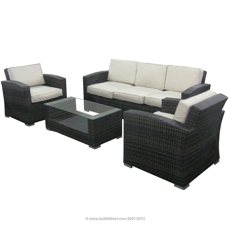 Conversation Sets   Wicker Sofa Sets