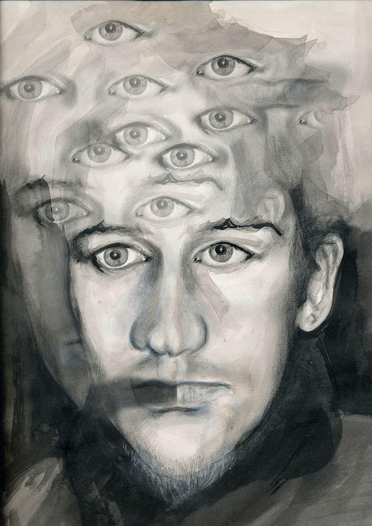 Part 2 of the portrait project by LillvA.deviantart.com on @deviantART