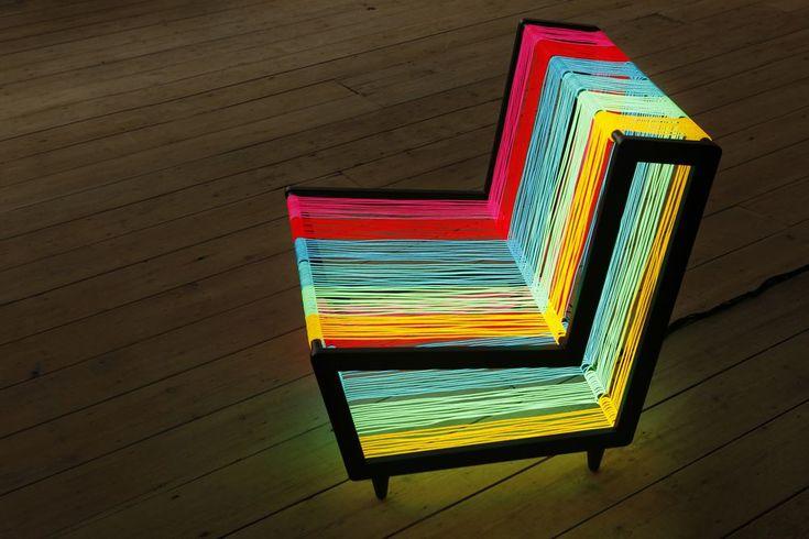 Disco Chair by KIWI&POM