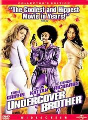 Urban:Comedy-Eddie Griffin UNDERCOVER BROTHER