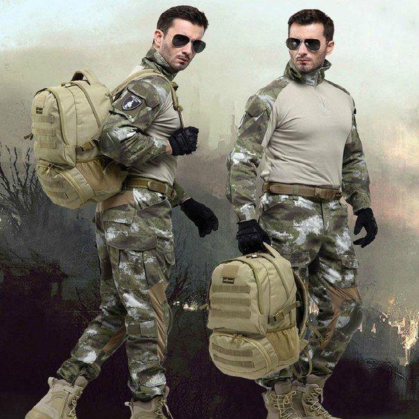 Туристический рюкзак Free Soldier!