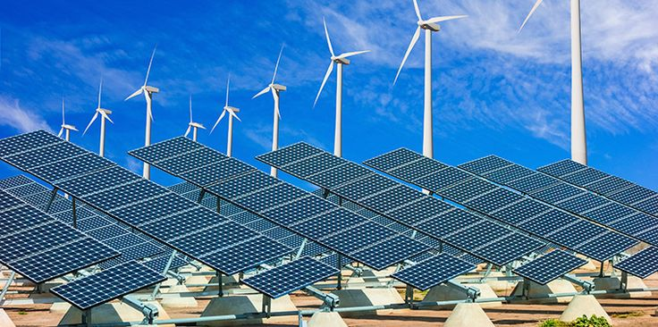 By combining two intermittent renewable energy sources through hybrid solar–wind projects, developers are taking advantage of the strengths of each.