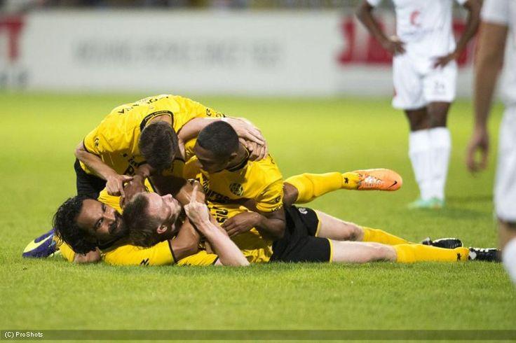 Fotoverslag Telstar - Roda JC Kerkrade 15 augustus 2014   Stapel