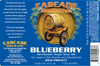 Cascade Brewing Barrel House (sours recommended by an uber)