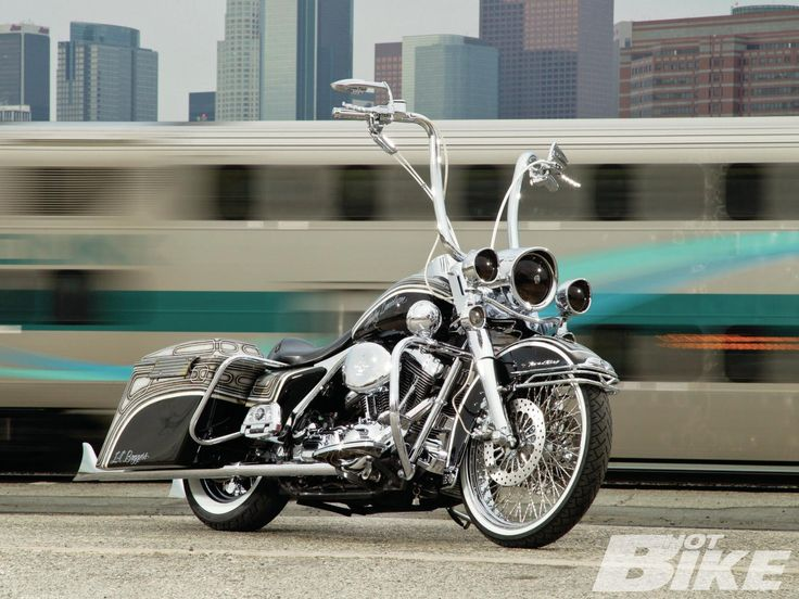 2006 Harley Davidson Road King | Hot Bike