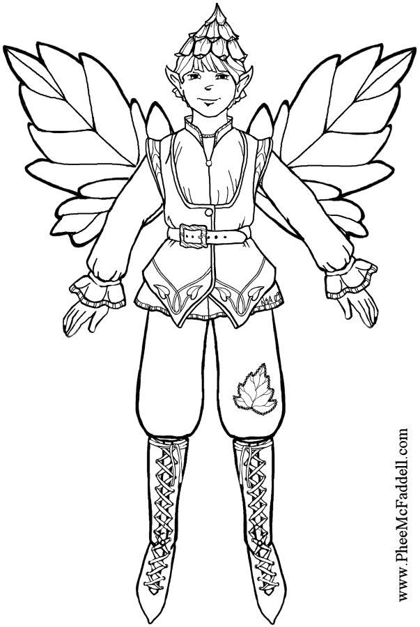 Talin Fairy www.PheeMcFaddell.com
