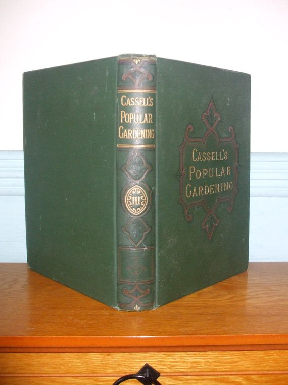 132 best Vintage Gardening Books Vintage Landscaping Design Books