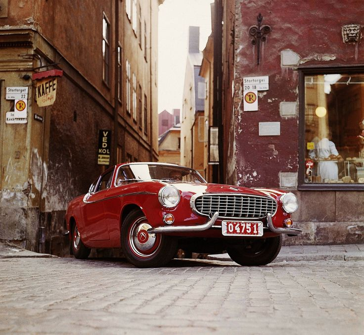 Volvo P1800 | by Auto Clasico