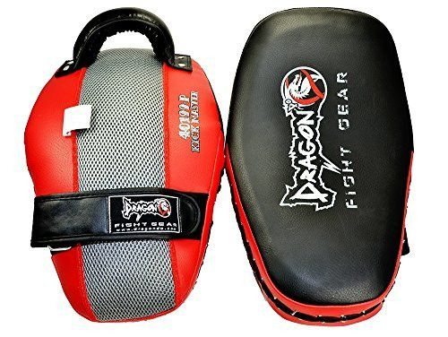 Dragon Do Kickmaster Curved Thai Pads