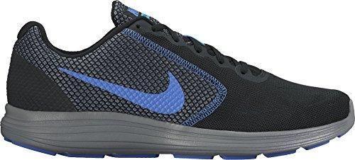 Oferta: 89.37€. Comprar Ofertas de NikeRevolution 3 - zapatillas deportivas Hombre , color negro, talla 48 barato. ¡Mira las ofertas!