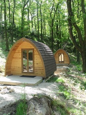 Grizedale Camping Site | - Camping Pods At Grizedale Campsite...
