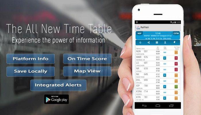 RailYatri.in: A Super Intelligent App to Check PNR Status
