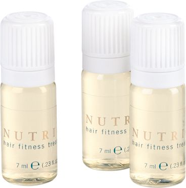 NuSkin Nutriol Hair Fitness Treatment For fuller, richer hair and more shine. Purchase at: www.facebook.com/nuskinserenity.