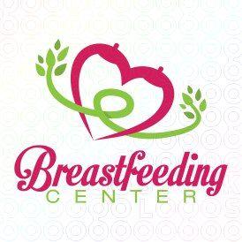Exclusive Customizable Logo For Sale: Breastfeeding Center   StockLogos.com https://stocklogos.com/logo/breastfeeding-center