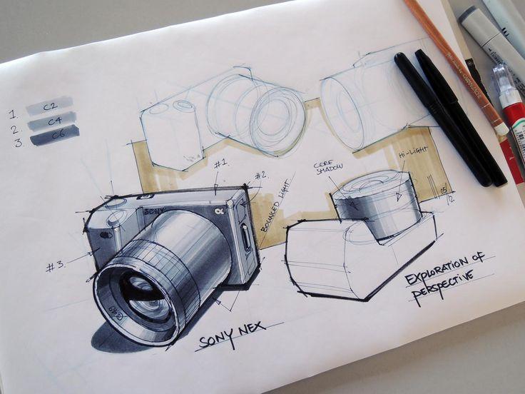 Martijn Van De Wiel #id #design #product #sketch