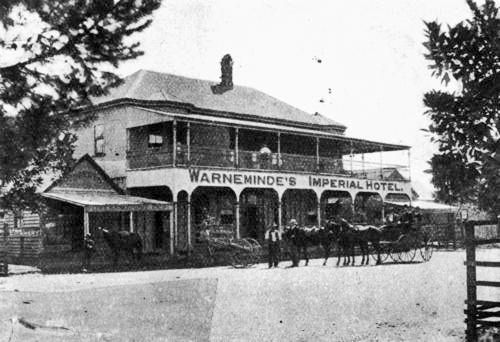 Imperial Hotel Gatton 1906