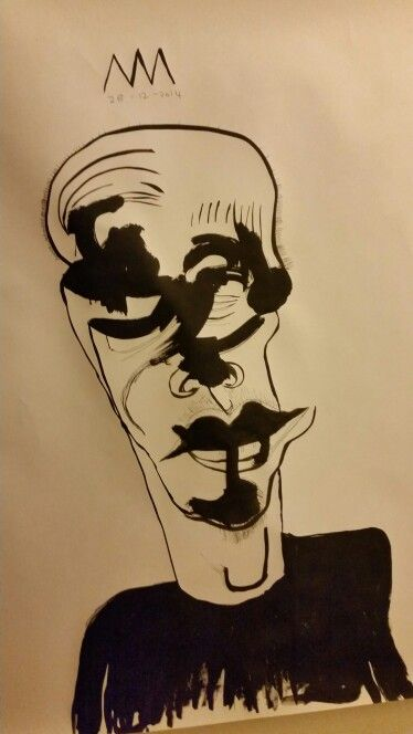 Ink face