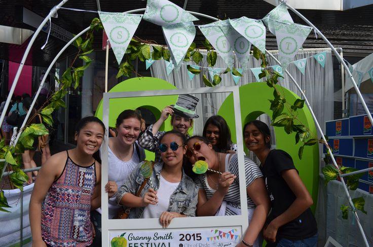 Granny Smith Festival 2015 - 30th Anniversary. # We Love GSF.  v@e.