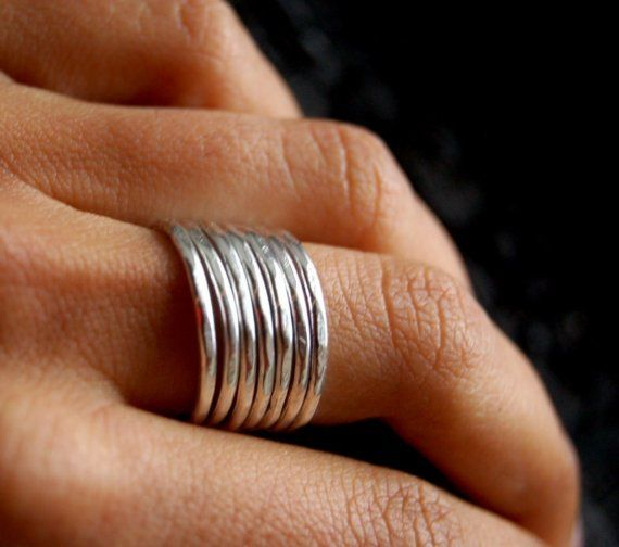 Hey, I found this really awesome Etsy listing at http://www.etsy.com/listing/50824094/feceteado-stacking-silver-ring
