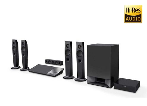 BDV-N7200W : Blu-ray Home Theatre Systems : Home Theatre System : Sony India
