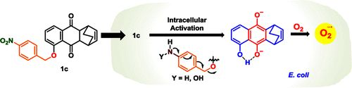 A Small Molecule for Controlled Generation of Reactive Oxygen Species