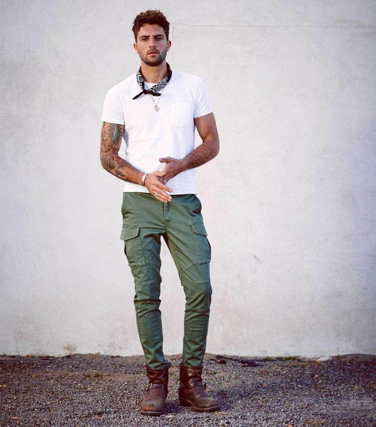 54 Flawless Edgy Mens Fashion Ideas