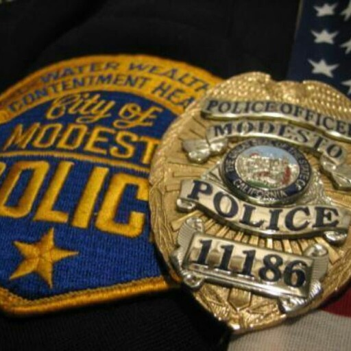 Modesto Police Department- Thank you for keeping us safe.