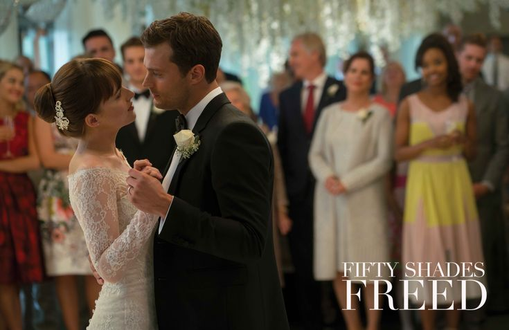 The final chapter begins February 9   Fifty Shades Freed
