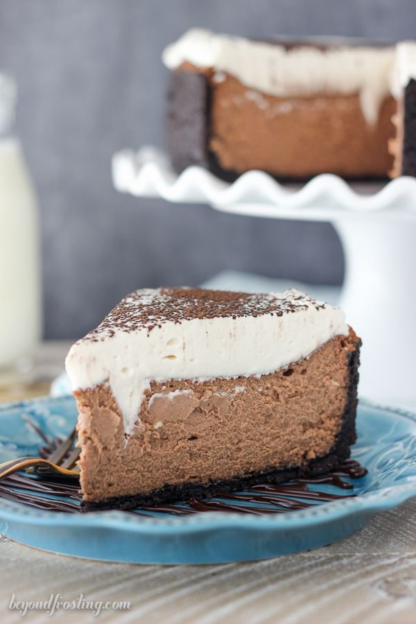 Bailey's Cheesecake- BHG Today is a happy day! I have a love affair with cheesecake, and it's like a bad habit that I can't quit. I LOVE a good...
