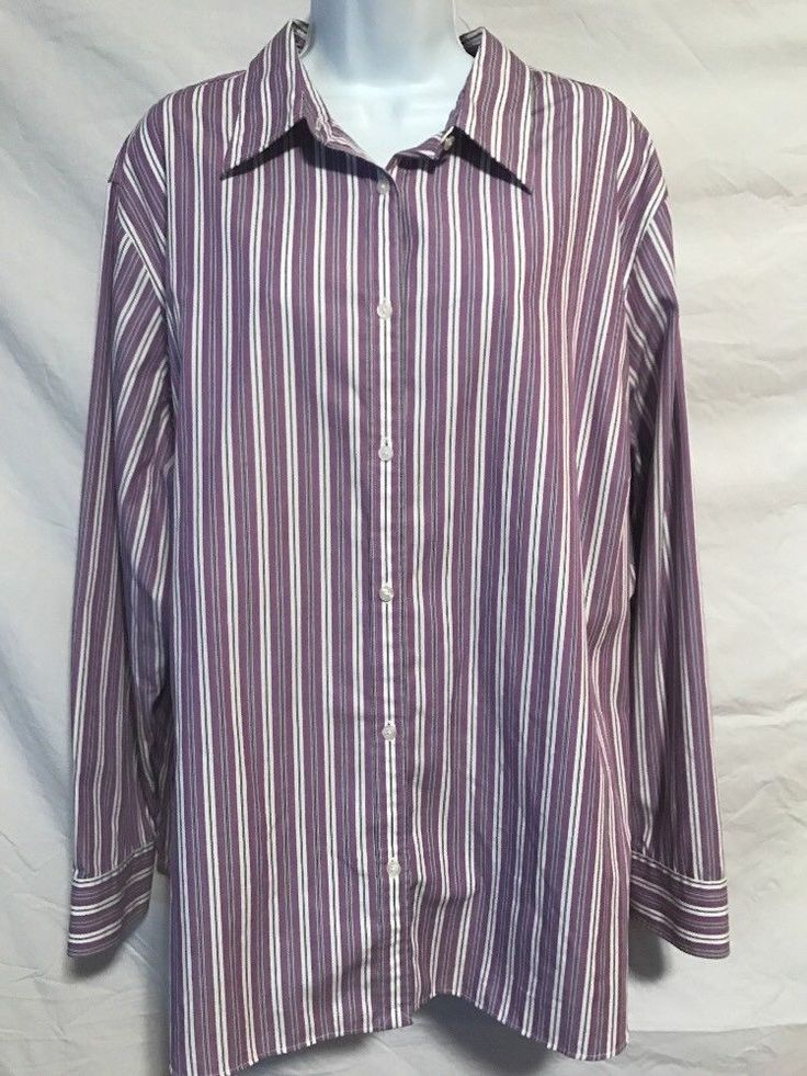 Best 25 purple women 39 s oxford shirts ideas on pinterest for Best no iron shirts