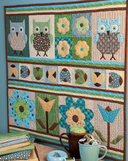My Block of the Month 2013 - Favorite Themes Sampler